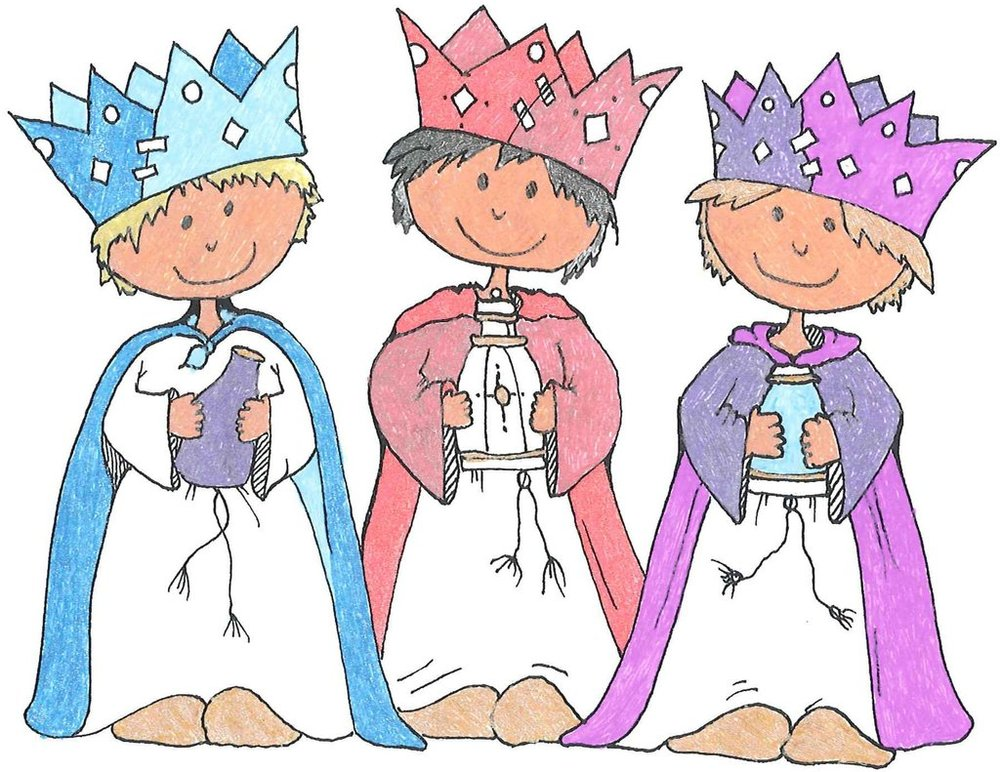 FCC Kids Christmas Program: Wee Three Kings — First Christian Church