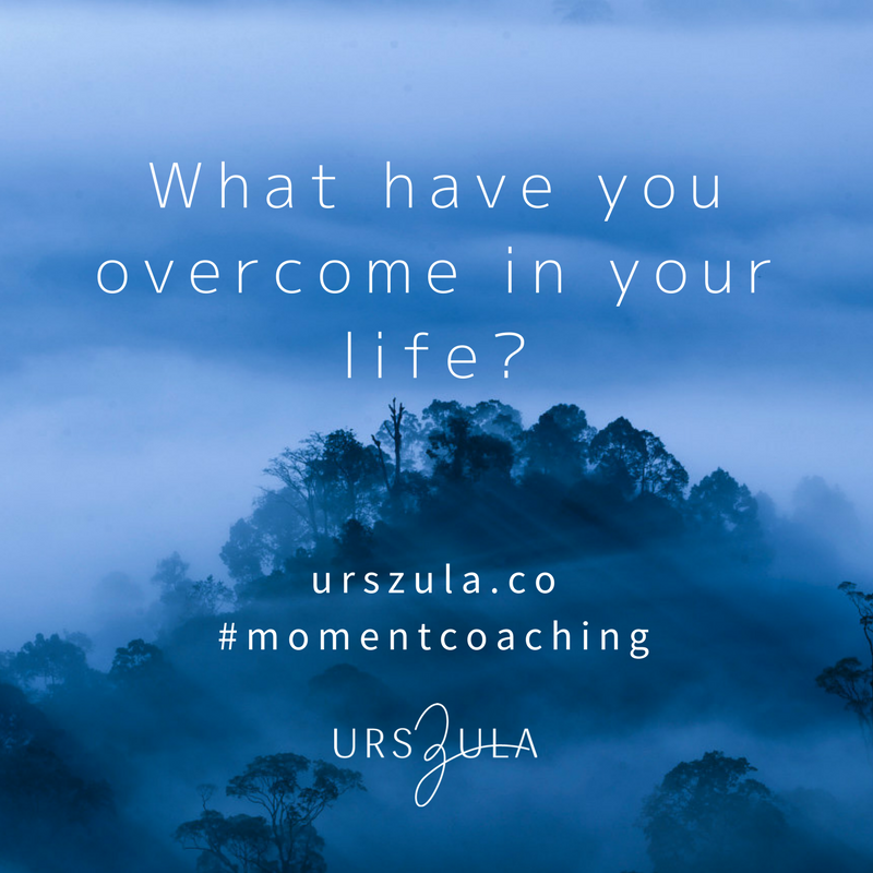 Overcoming | Urszula Lipsztajn