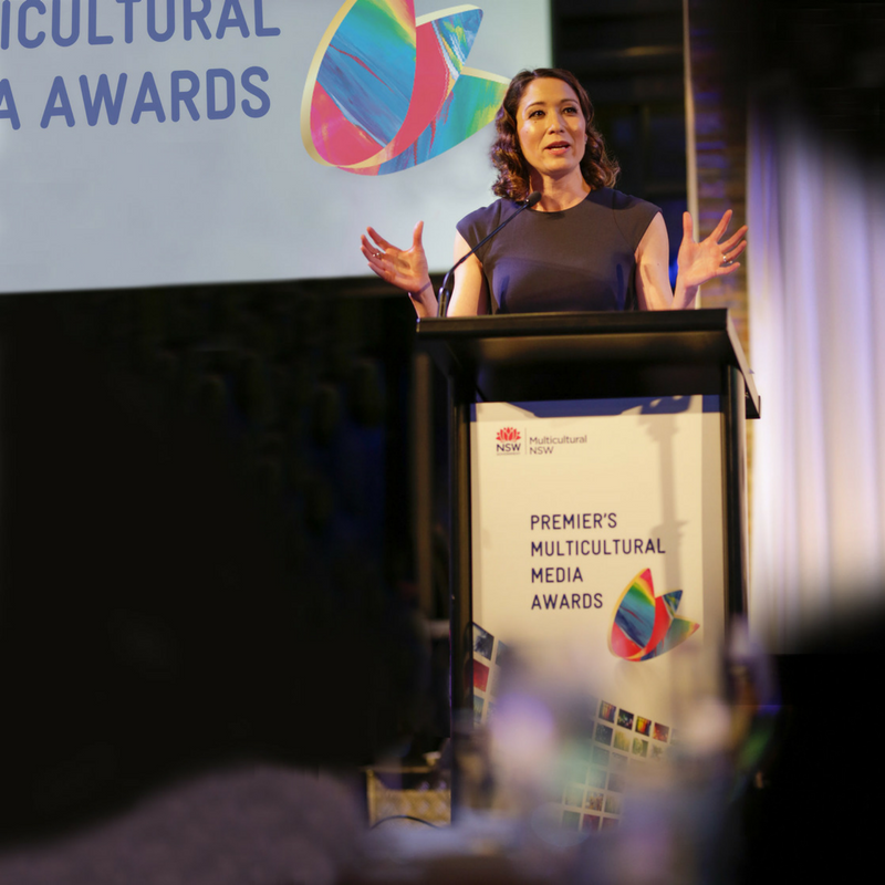 NSW Premiers' Multicultural Media Awards 2016 - 2017