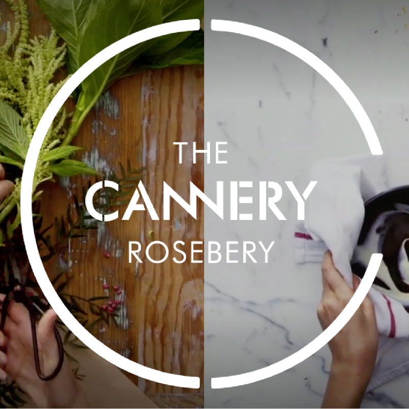 The Cannery Rebrand 2017