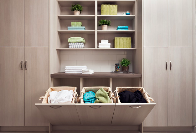 {By:  Organized Interiors.  From:  Houzz .}