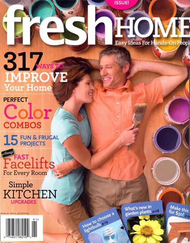 Fresh Home Magazine Decorating Interior Design Decor