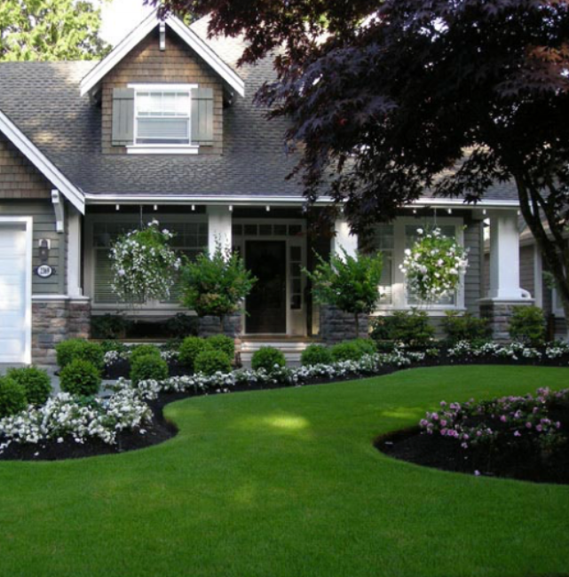 {From: Fabulous Flower Beds.}