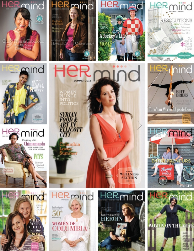 Her Mind Magazine Howard County Maryland Her Decor Column Interior Design Tips