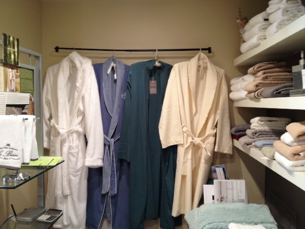 {Robes for you or your guests!}