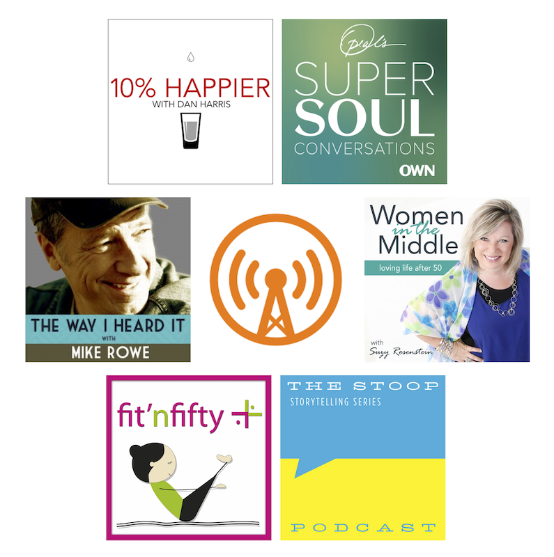 Podcasts to Enhance Your Empty Nest April Force Pardoe Interiors Baltimore Columbia Howard County Interior Designer