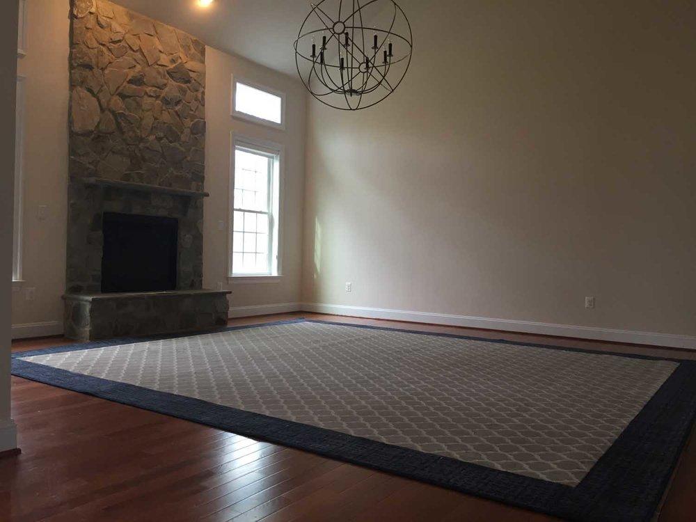 Laurel Maryland Great Room Two Story Family Room Design Project Install 2 – Designer Bestie April Force Pardoe Interiors.jpg