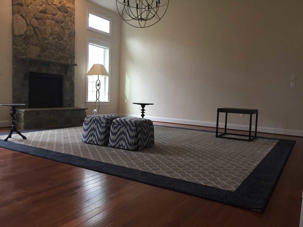 Laurel Maryland Great Room Two Story Family Room Design Project Install 3 – Designer Bestie April Force Pardoe Interiors.jpg