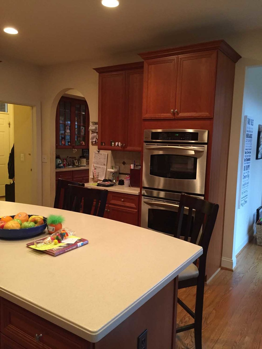 Howard County Maryland Transitional Kitchen Remodel Before 2 – Designer Bestie April Force Pardoe Interiors.jpg