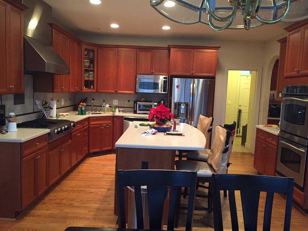 Howard County Maryland Transitional Kitchen Remodel Before 3 – Designer Bestie April Force Pardoe Interiors.jpg