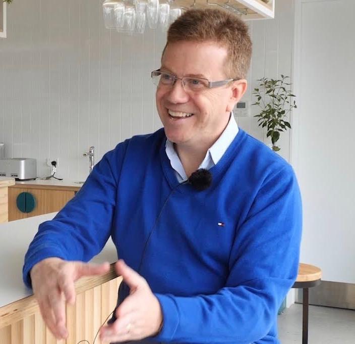 Colin Graham, Causeway Innovation