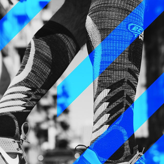 Have you ever heard of a sock that twists, not only to adjust pronation and supination of the arches but to also increase levels of compression after you exercise? - - - #medical #science #pronation #supination #recovery #injury