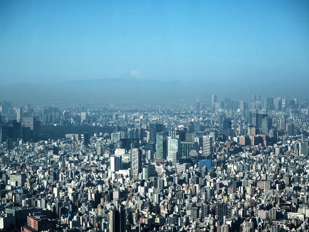 Hello Fuji!