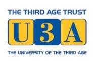 Buckingham university of the third age