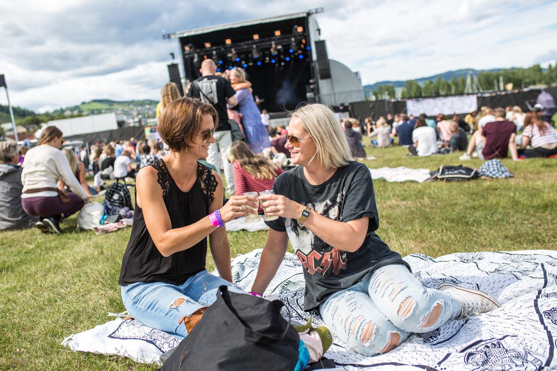 10955885 Rå damer i musikken — Fredvika