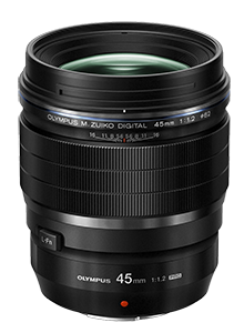 M.Zuiko Digital ED 45mm f1.2 Pro kuva: Olympus