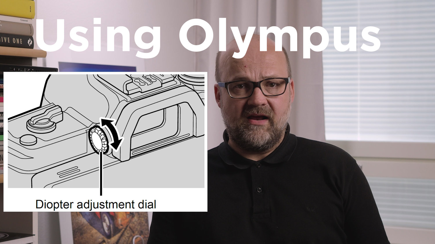 Tutorial - Using Olympus Episode 11: Diopter Correction.