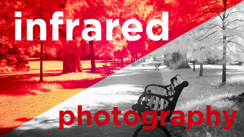 Infrared photography - digital infrared photos with Haida IR 720