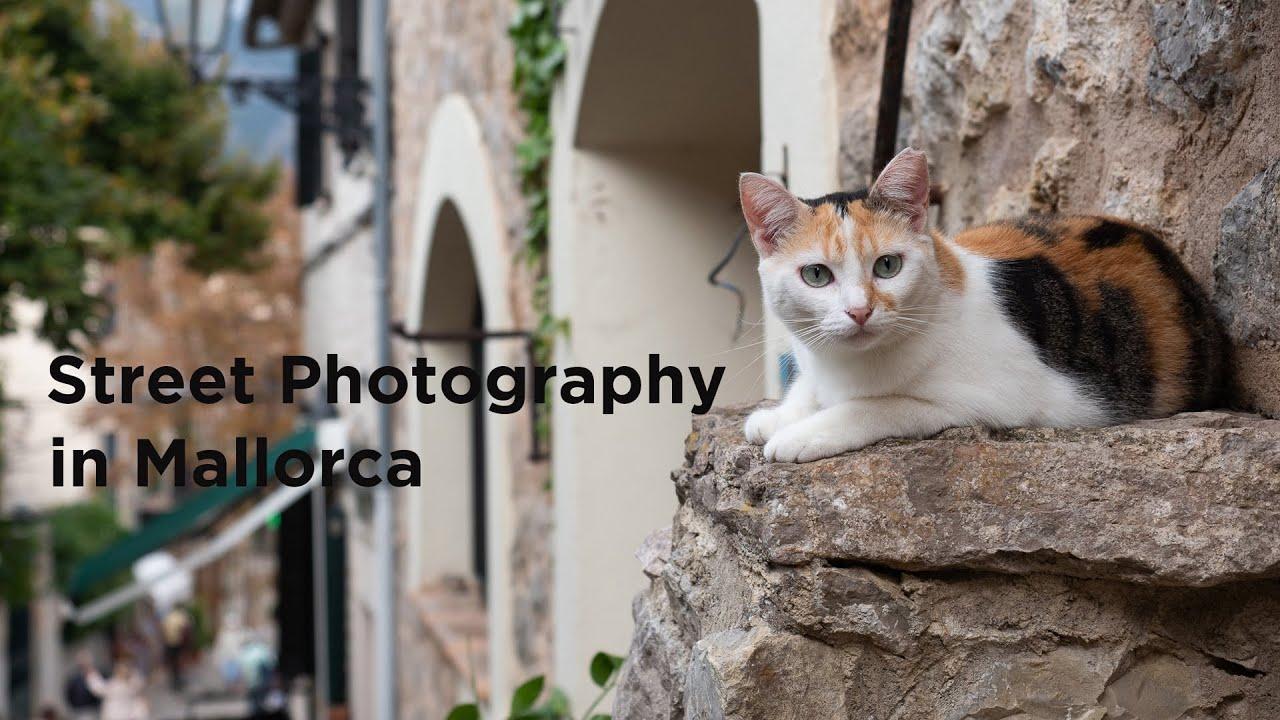 Street Photography in Mallorca