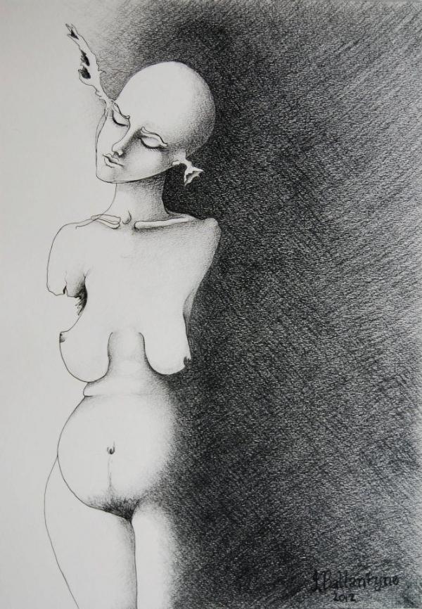 Jessica Ballantyne, nude pencil, peaceful figure, feminist art, feminist drawing, erotic, surreal, feminine art, self love, disturbing art, dark art, different art, original pencil drawing,pencil techniques, contemporary artist, uk artists
