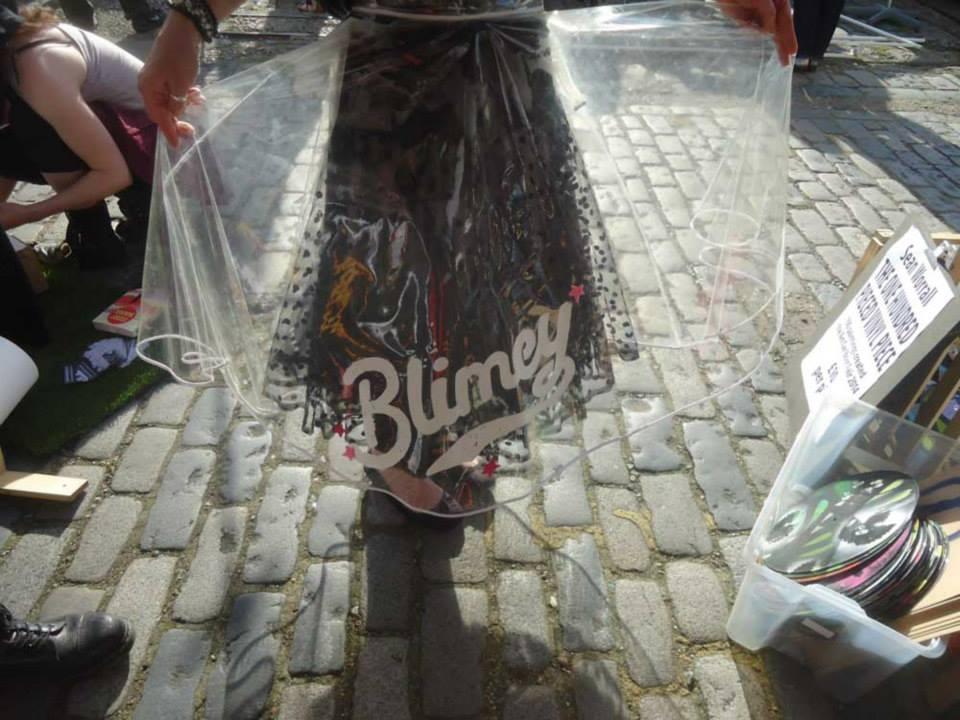 QBA, quiet British Accent, plastic skirt, Art Car Boot Fair, London, art scene