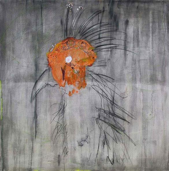 Elana, Dimitrova, Elana Dimitrova, parrot, art, artist