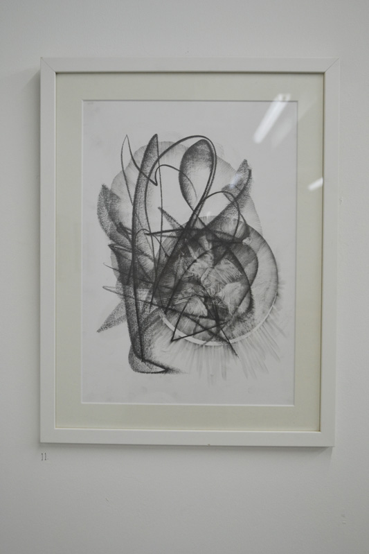 Genevieve Leavold, portrait, oil painting, the tunnel, exhibition, art, fine art, portrait, london, metamorphosis, franz kafka