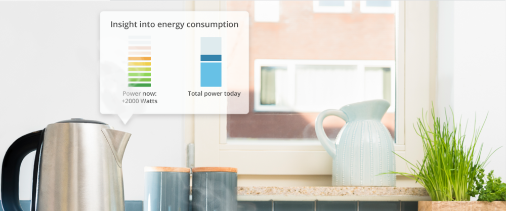 See your savings - Toon's insights enable you to save on your energy bills. And with Toon's newest services, you'll know exactly how much of your monthly energy you've already consumed. Toon even predicts how your monthly consumption will impact your annual bill.
