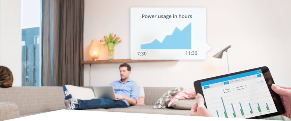 Connect your home - Toon functions as a smart hub. Add ambiance to your home by controlling Philips Hue lights, or feel safe by connecting smoke detectors. This way, you'll receive an alert at home or on your smartphone in case there's smoke. Use the Triggi app to connect other smart devices and help Toon to watch over your home, even when you're away.