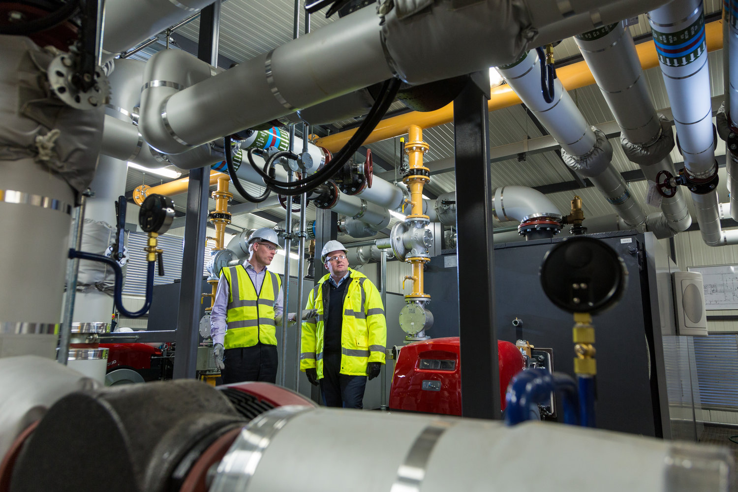 District Heating Explained — With Energy