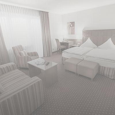 Doppelzimmer Komfort - ab 105 € (bis 2 Personen)