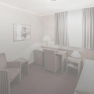 Einzelzimmer - 80 € (1 Person)
