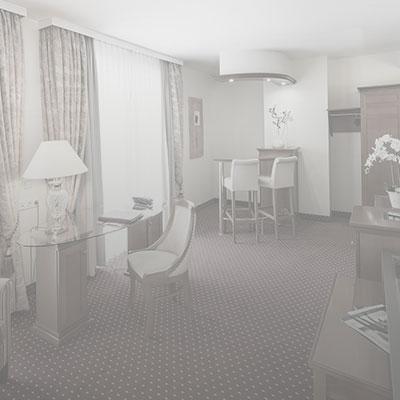 Family Suite - ab 265 € (bis 6 Personen)max. 5 Erwachsene