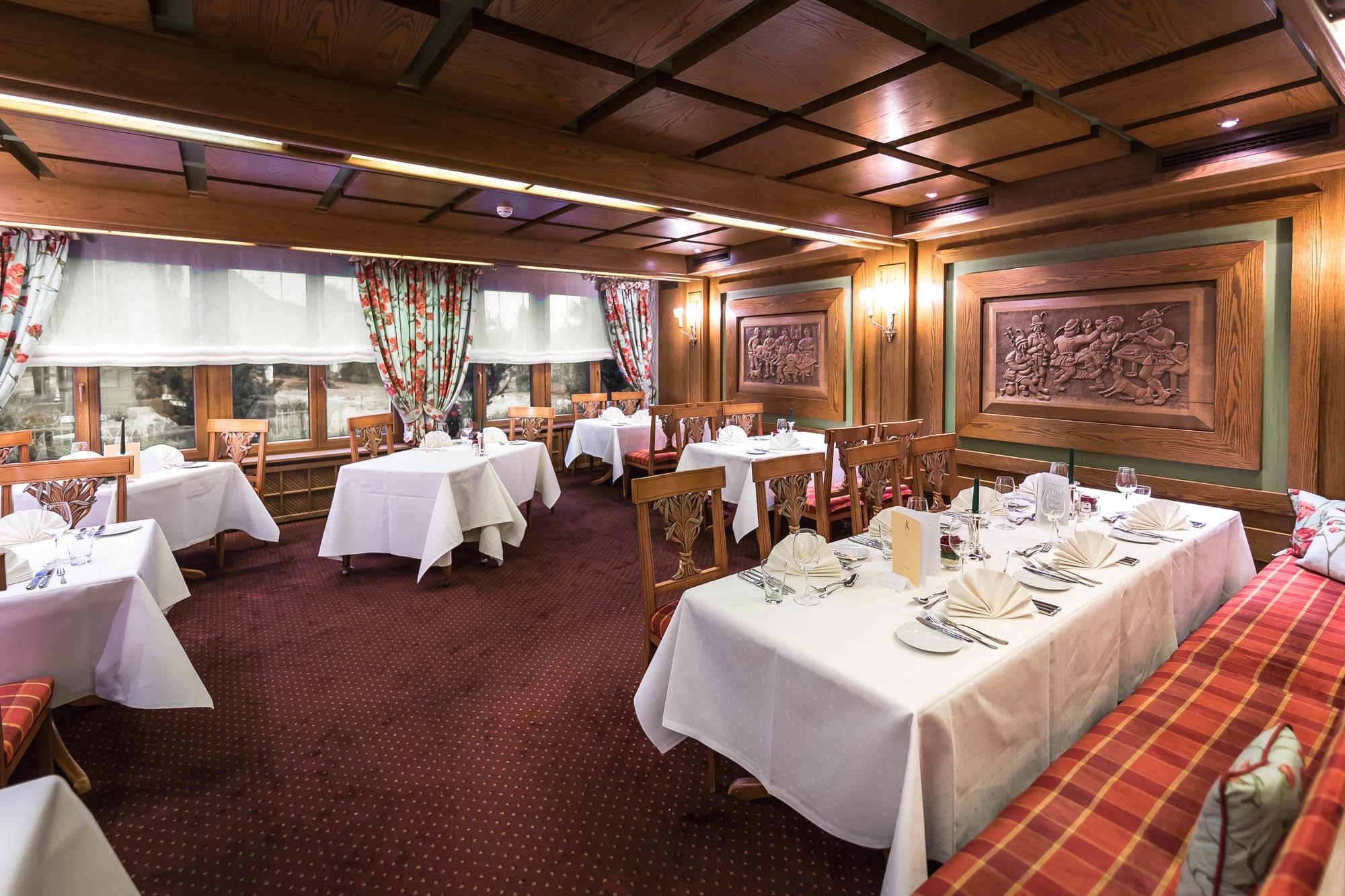 Hotel Kunz kulinarik restaurant hotel restaurant kunz