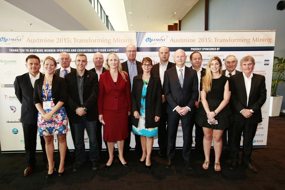 Austmine Board and exec staff 2015.JPG