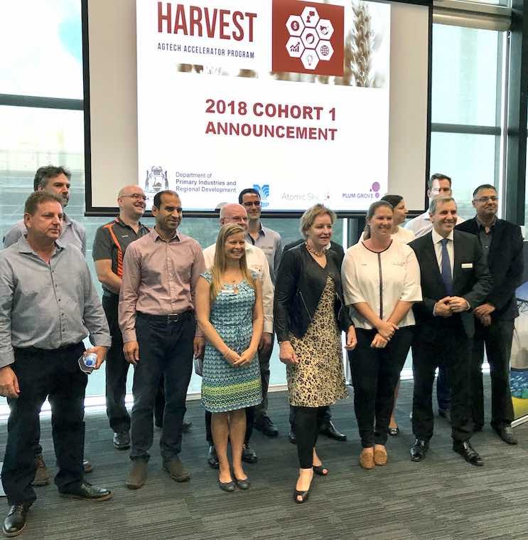 AGRISTART - HARVEST ACCELERATORPROGRAM LAUNCH