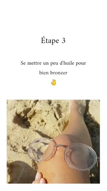 stories IG Atelier des lunettes