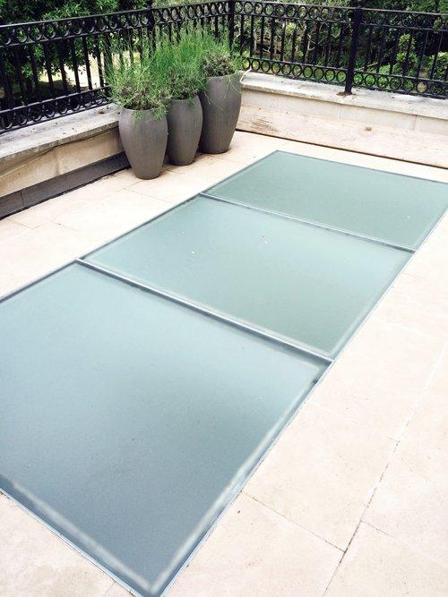 glass floor tiles. Glass Floor - SW5 London Brompton 4.JPG Tiles