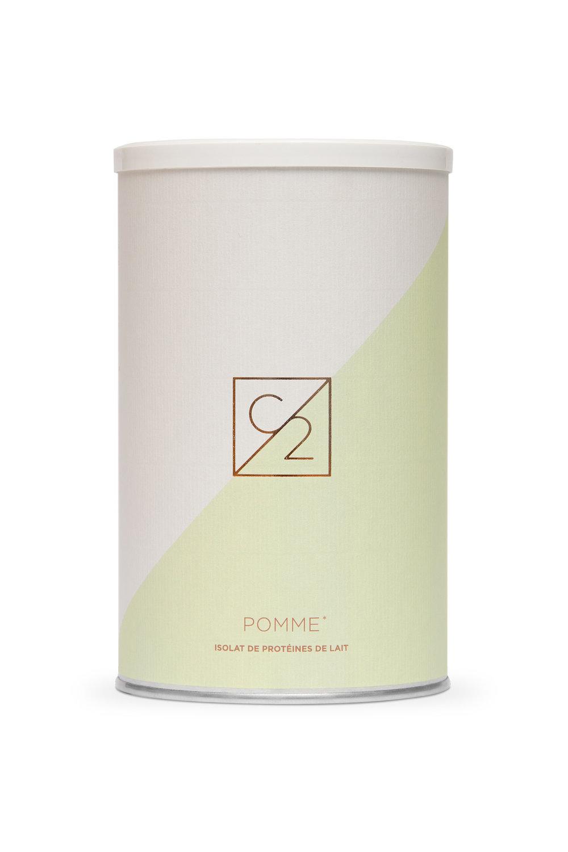 Isolats de protéines de lait (Pomme) - 350g / 19,90€