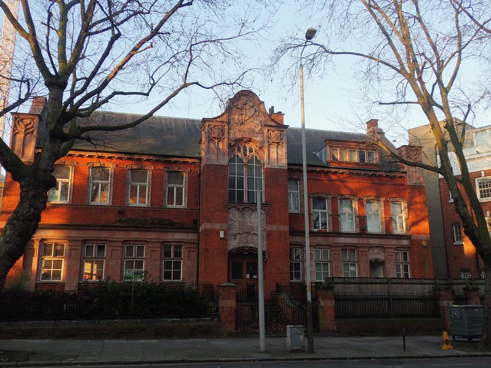 Borough Road Library