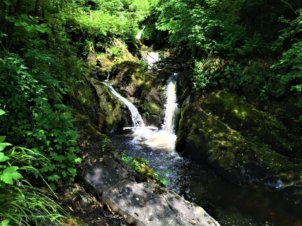 Pecca Twin Falls - - The Rural Travel Guide
