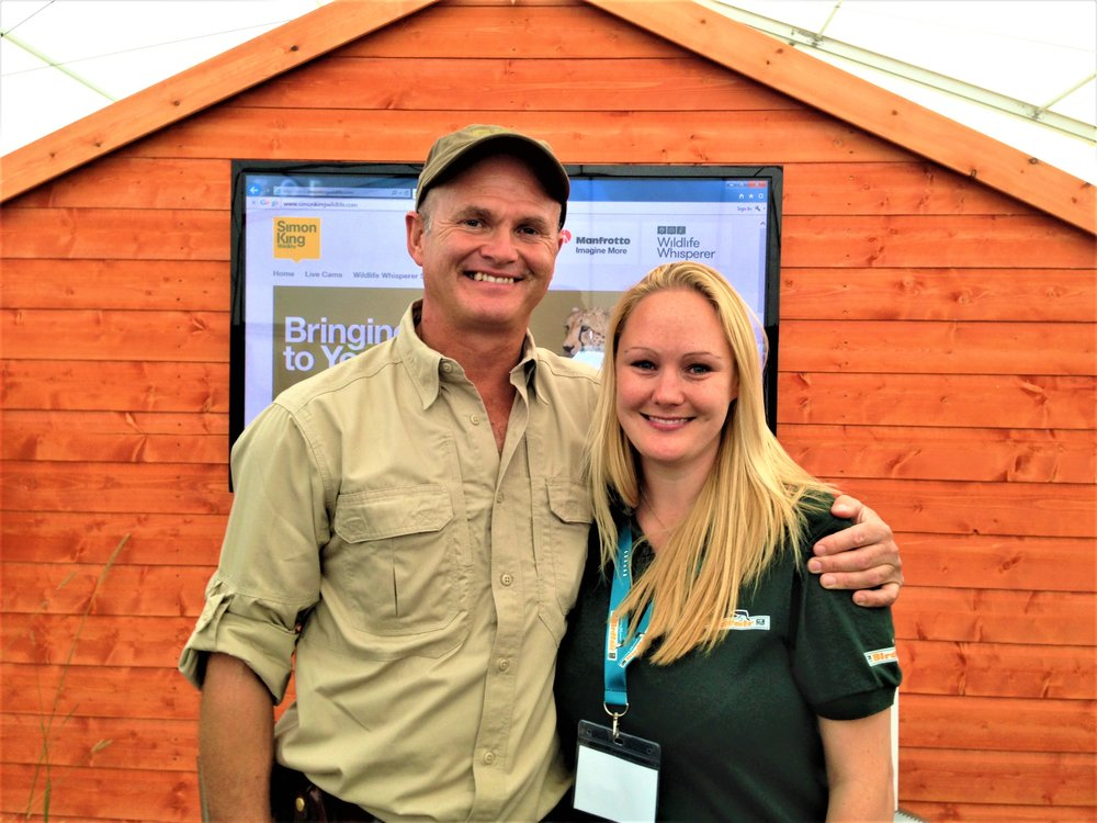 Celebrity spotting at Birdfair - - The Rural Travel Guide