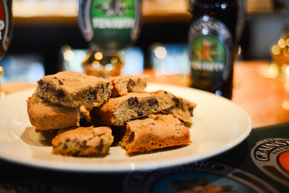 Beer blondies - - Rutland Creative