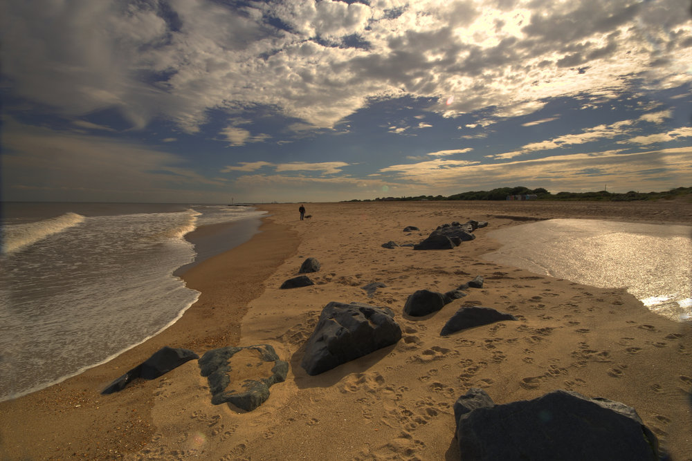 The Lincolnshire coastline - - The Rural Travel Guide