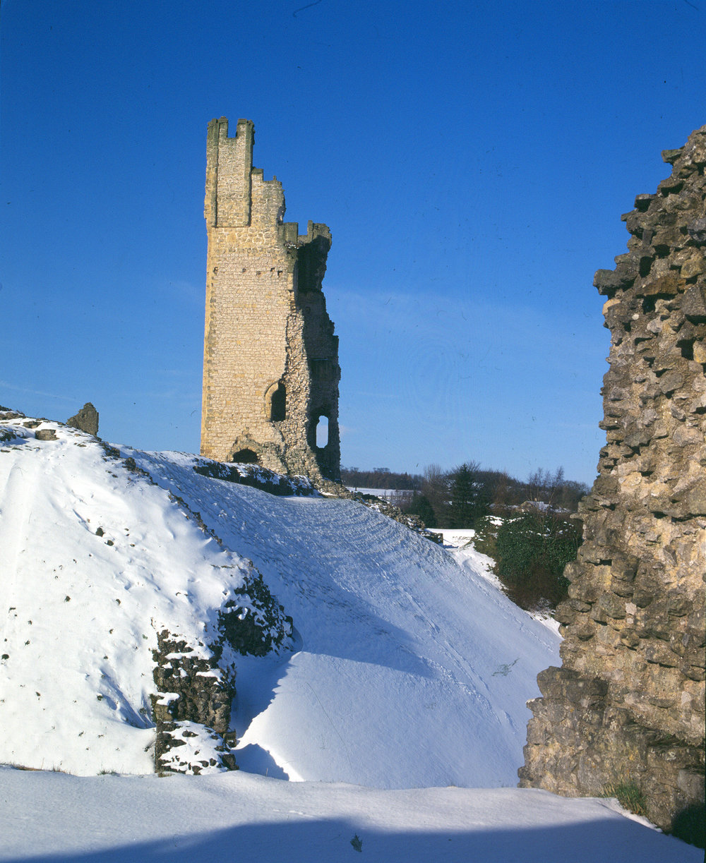 Helmsley Castle - -The Rural Travel Guide