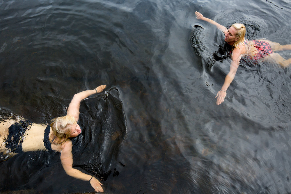 Wild swimming - - Rural Travel Guide