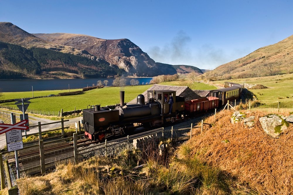 Let off steam - - Rural Travel Guide