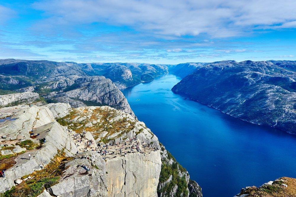 Norway - - Rural Travel Guide