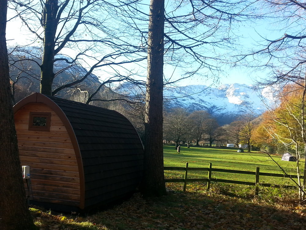 Great Langdale Campsite - - The National Trust