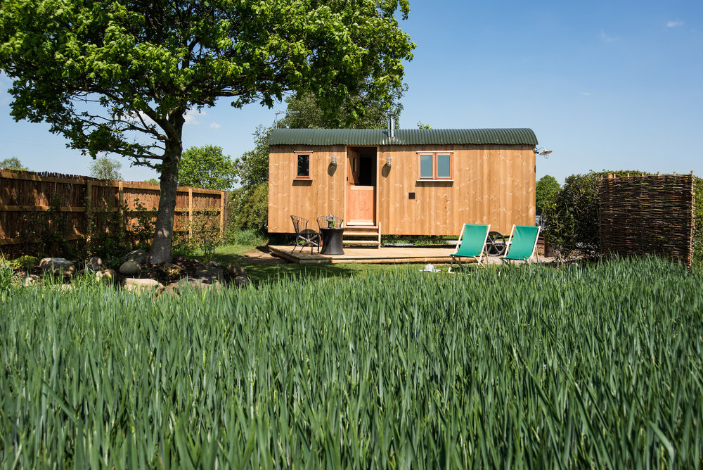 The Shepherd's Hut - - Premier Cottages